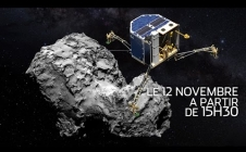En direct : Atterrissage de Philae