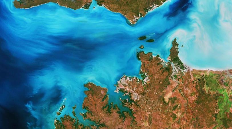 Clarence Strait, Australia